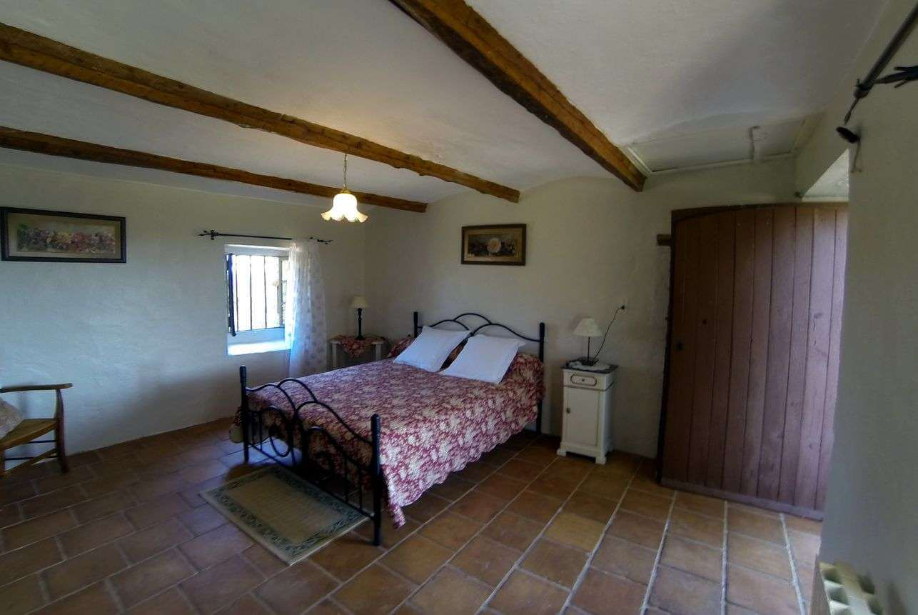 The small bedroom at the first floor